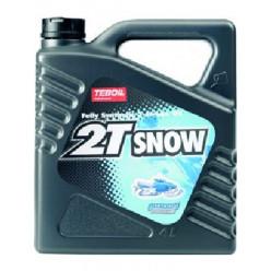 Мот.масло 2-тактное TEBOIL Snow 2T 4л