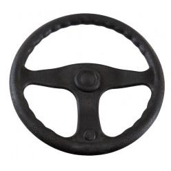 Рулевое колесо E.Chance 330мм черное D33_EC