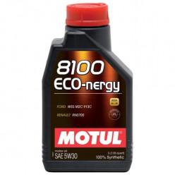MOTUL 8100 Eco-Negry 5W-30 1л синтетика