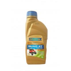 Моторное масло RAVENOL QUAD 4T SAE10W-40 для квадроциклов 1л