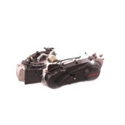 Двигатель в сб.4Т 157QMJ(GY6)(рев,руч.ст,масл.рад) без скидок для  динго T150