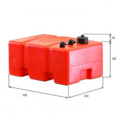 Бак топливный 32 литра 6632_32