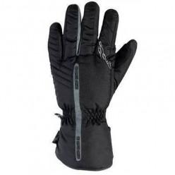 Перчатки снегох MINTO черн\серый. р.M