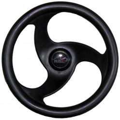 Рулевое колесо(LM-W-10)280мм(чёрное) 613034