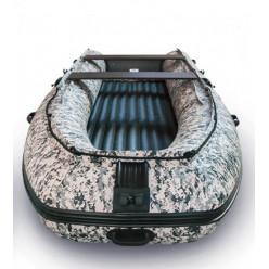 Лодка транцевая Солар-420 Стрела Jet Tunnel пиксель