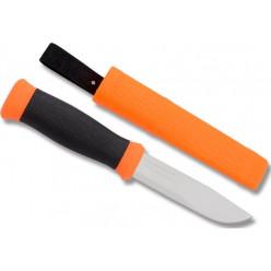 Нож рыбака Morakniv 2000 оранжевый