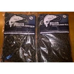 Пеллетс для крупной рыбы 3,5мм