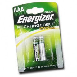 Аккумулятор ENERGIZER Rechargeable  AAА 1000mAh