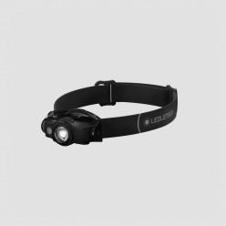 Налобный фонарь LED LENSER MH4 черный
