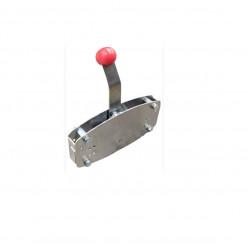 Машинка газ-реверс однорычажная нерж.сталь