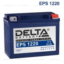 Аккумулятор Delta EPS 1220 (12V / 24Ah)