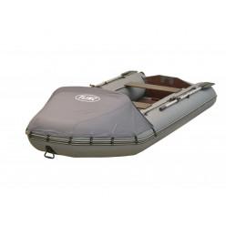 Лодка надувная транцевая ПВХ Flinc FT320L Люкс (с тентом)