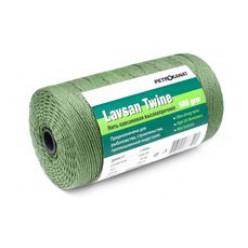 Нить лавсановая 1.4мм 20s/24 30кг 500 г. темно-зеленая
