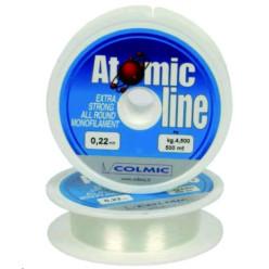 Леска  Colmic ATOMIC 100м 0,18   3,5кг
