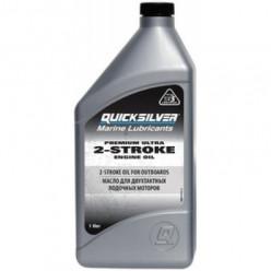 Quicksilver 2-stroke Premium Ultra TCW3 1л 92-8M0170003