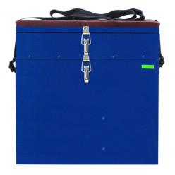Ящик зимний алюминиевый 33л Ф-07