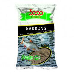 Прикормка 3000 Gardons мелкий помол  1kg