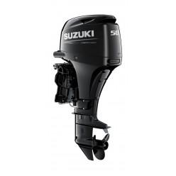 Лодочный мотор SUZUKI DF50ATL 4-х  Эл/дист/гидр 102кг