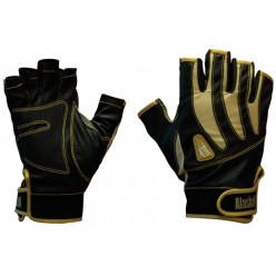 Перчатки Alaskan беспалые BL/Beg  M