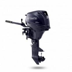 Лодочный мотор Tohatsu MFS 20 ES 4 тактный