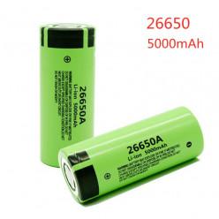 Аккумулятор 5000mA 3.7V INR26650-50A