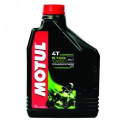 Моторное масло MOTUL 5100 Ester 4T 10W50  2л 104075