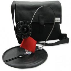 Набор жерлиц 170/63мм на алюминевой стойке в сумке неоснащенные 5 шт