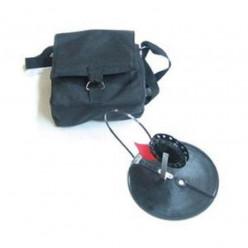 Набор жерлиц 170/63мм на алюминевой стойке в сумке оснащенные 5 шт
