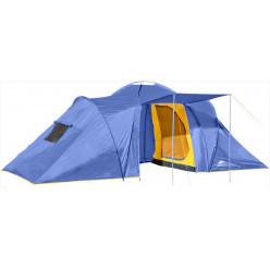 Палатка  Alaska Космо 6 синий/голубой
