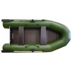 Лодка надувная моторная ПВХ Фрегат 280 Е