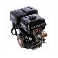 Двигатель LIFAN 15 л.с. с катушкой 3А 190F-D ЭЛ.СТАРТЕР вал 25 мм
