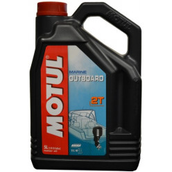 Масло MOTUL OUTBOARD 2T 5л