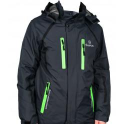 Куртка флис T4Z13-PLM002, Цв.Черный, M
