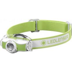 Фонарь Лед Лензер MH5 зелено-белый
