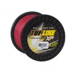 Плетеный шнур TUF-LINE XP 137м 0.031мм 25kg красный