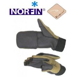 Перчатки-варежки Norfin ASTRO отстег. 703056 L,ХL