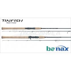Спиннинг BANAX TinFish 244 10-42 гр. TFS80MHF2