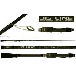 Сп Сер Ручей JIG LINE JL802MH 240 10-38гр