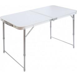 Стол складной ССТ-3 (пластик) металлик ССТ-3