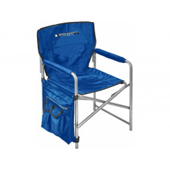 Кресло складное 1 КС1 джинс /синий