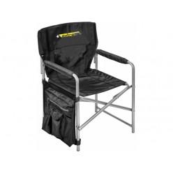 Кресло складное 1 КС1 черный
