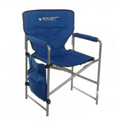 Кресло складное 2 КС2 синий