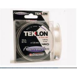 Леска TEKLON FLUO 50m 0.125mm