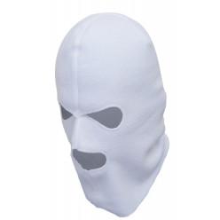 Шлем-маска Самурай флис белый 59-62