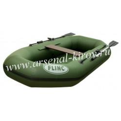 Лодка надувная ПВХ Flinc F240L