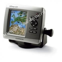 Эхолот с навигатором GARMIN GPSMAP 420S DF