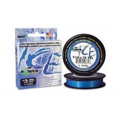 Пл.шнур Power Pro Ice-Tec Blue 0.19мм 45м