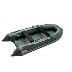 Моторная лодка Roger Zefir 3500 LT NEW (зеленый/черный) НДНД