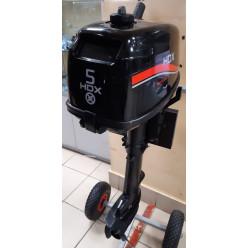 Лодочный мотор HDX T5 BMS 2016г