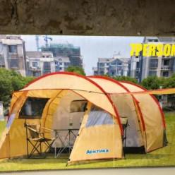 Палатка 7-местная 359 (100+120+230)*260*180